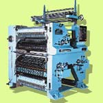 3 Colour Satellite Printing Machine