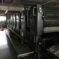 Sheet Fed Offset Printing Machine (Heidelberg SM 102-F+L)