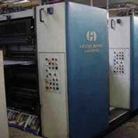 Used Coldset Web Offset Machine