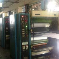 Used Heatset Web Offset Machine