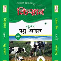 Kisan Super Pellet Cattle Feed