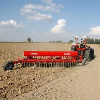 wheat planting machine