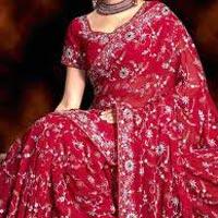 Designer Bridal Saree