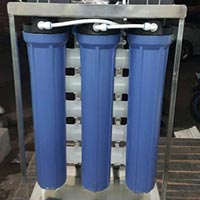Industrial RO Plant (50 LPH)