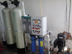 Industrial RO Plant (500 to 5000 LPH)