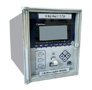 Numerical Multifunction Transformer Protection Relay