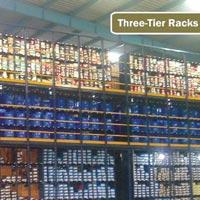 Three Tier Racks 02