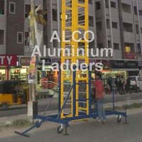 FRP Tiltable Tower Ladder 01