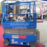Hydraulic Scissor Lift Platforms 01