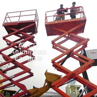 Hydraulic Scissor Lift Platforms 02