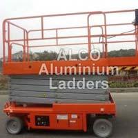 Hydraulic Scissor Lift Platforms 03