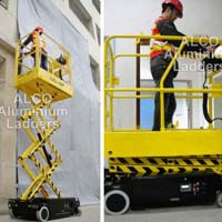 Hydraulic Scissor Lift Platforms 06