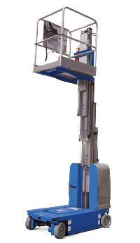 Double Mast Aerial Work Platforms 05