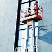 Double Mast Aerial Work Platforms 03