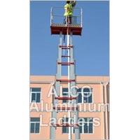 Double Mast Aerial Work Platforms 04