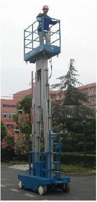 Double Mast Aerial Work Platforms 06