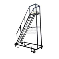 MS Trolley Step Ladder 05
