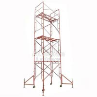 Steel Mobile Scaffolding (Iron) ( Model AL - 121 )