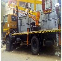 Vehicle Mounted Hydraulic Ladder