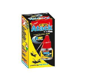 Atack Mosquito Repellent Liquid Vaporizer