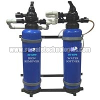 Household Iron Removal  with Water Softeners