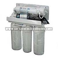 Industrial Reverse Osmosis System (25 LPH)