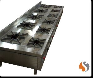 11 Burner Gas stove