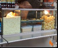 Pani Puri Counter