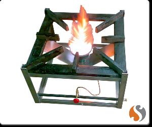 Single Bulk Cooking Gas Stove