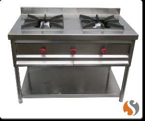 Two Burner Gas Gas Stove