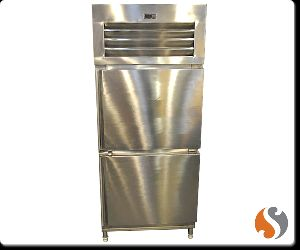 Two Door Vertical Refrigerator Freezer (Small)