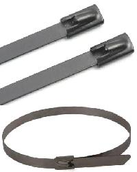 PVC Coated Stainless Steel Cable Ties