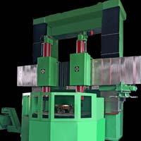 Heavy Duty Vertical Turning Lathe Machine