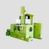Semi Automatic Vertical Turning Lathe Machine