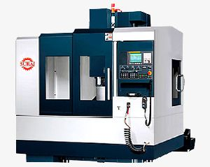 SM Series CNC Vertical Machine Center