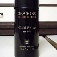 Seasons Cool Spice Deo