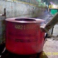 Hot Coil Marking Machine