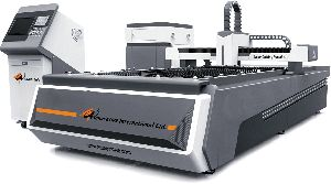 CNC Laser Cutting Machine 01