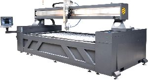 DWJ 15 Series Bridge CNC Cutting Table