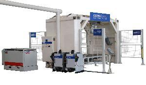 Fiber Laser Cutting Machine 01