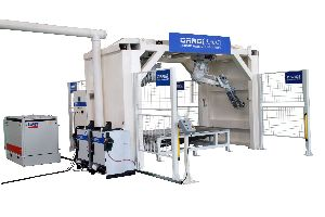 Robotic Waterjet Cutting Machine 01