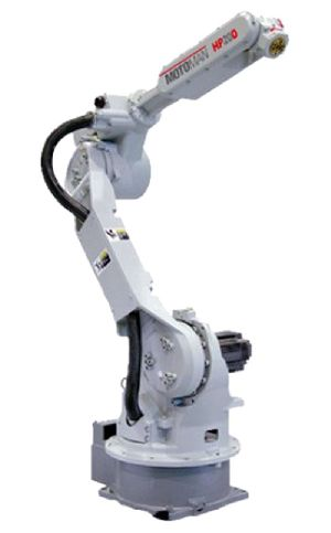 Robotic Waterjet Cutting Machine 02