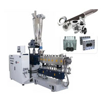 Masterbatch Twin Screw Extruders
