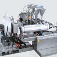 Single Screw Masterbatch Processing Extruder