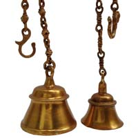 Handicraft Metal Brass Hanging Temple Bell