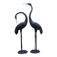 Brass Duck Statue