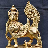 Nandini Statue Carved Holy Statue