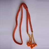 Wax Cord Necklace