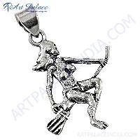 Fashion Silver Pendant