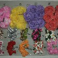 Artificial Bunch Flowers & Crafts 01